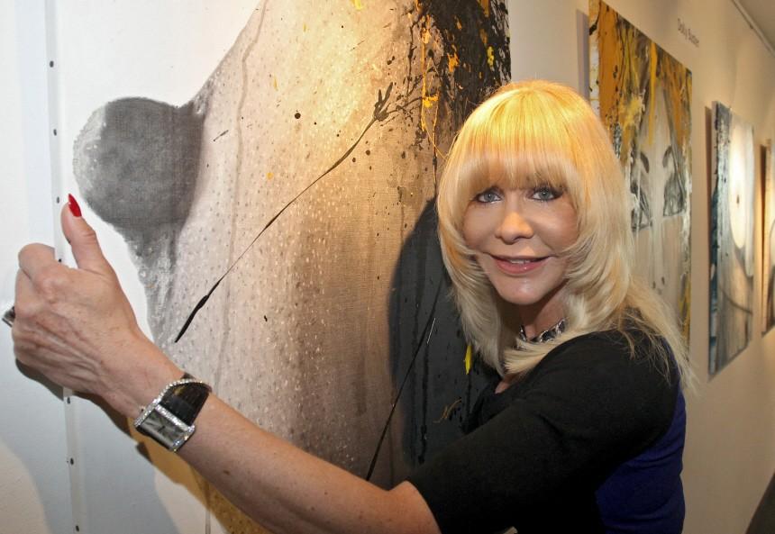 Dolly Buster Kunstausstellung