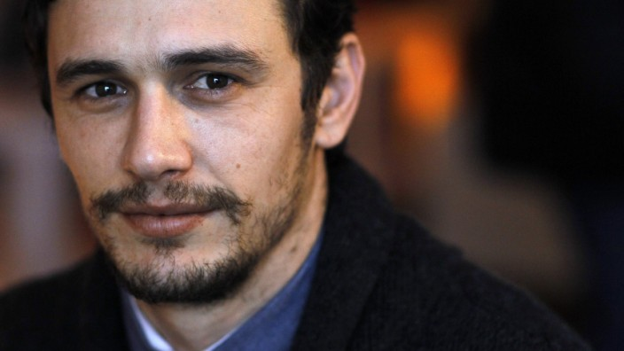 "James Franco ""Rebel"" Ausstellung im Museum of Contemporary Art"
