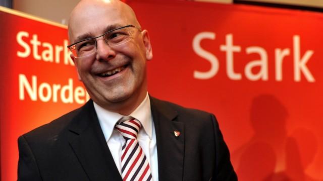 SPD in Schleswig-Holstein Torsten Albig