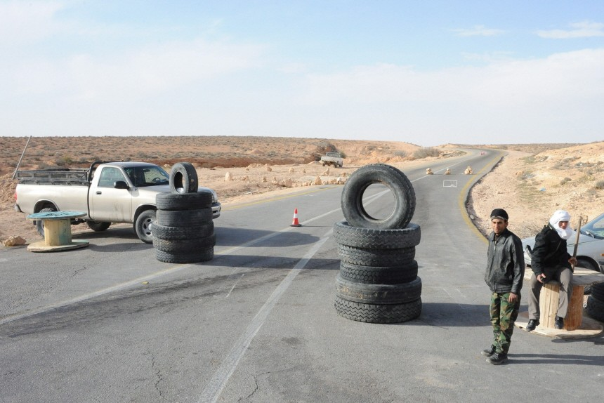 Life in the liberated town of Nalut, Libya