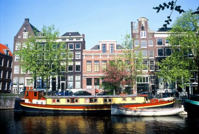 Gärten an den Grachten: Amsterdams geheime grüne Oasen