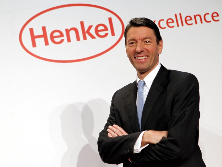 Bilanzpressekonferenz Henkel