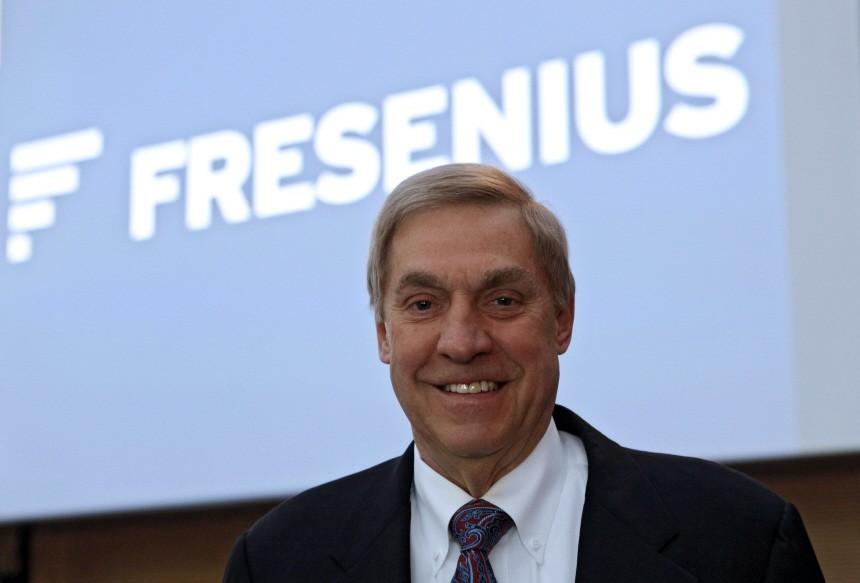 Bilanzpressekonferenz der Fresenius AG