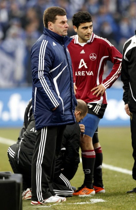 FC Schalke 04 - 1. FC Nuernberg