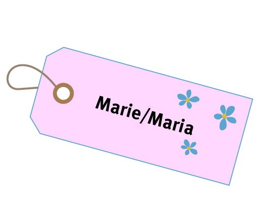 Marie/Maria