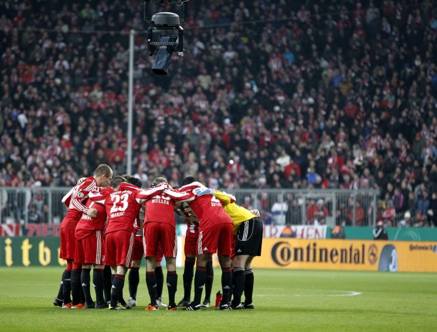 FC Bayern Muenchen - Schalke 04