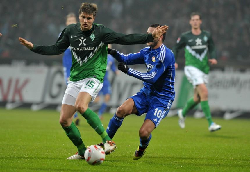 Werder Bremen - Bayer 04 Leverkusen 2:2