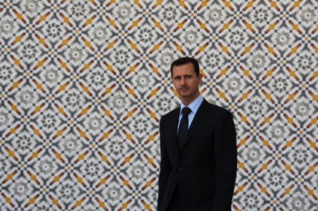 Baschar al-Assad Syrien Präsident