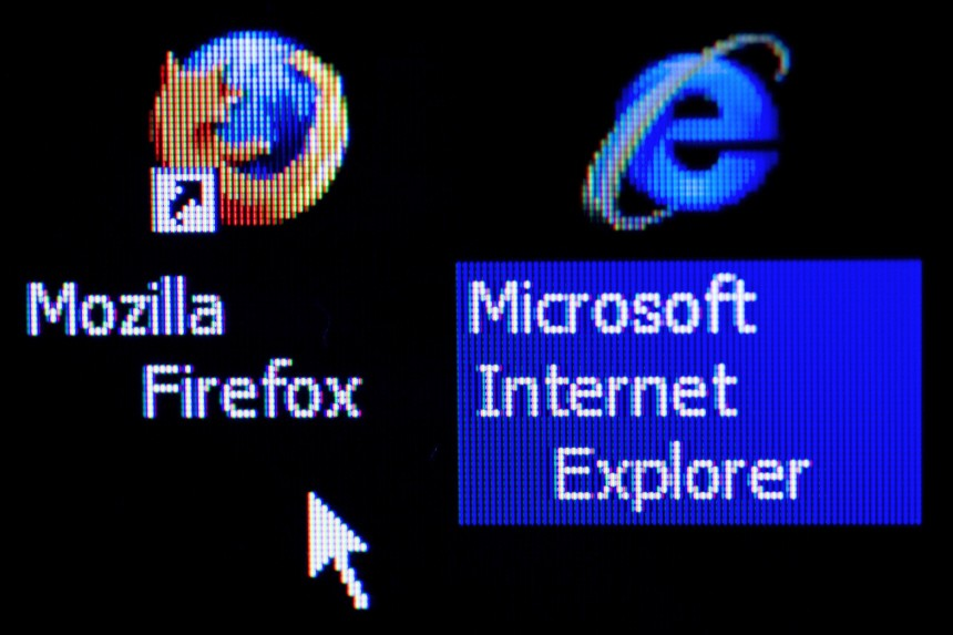 Marktforscher: Firefox überholt Internet Explorer in Europa