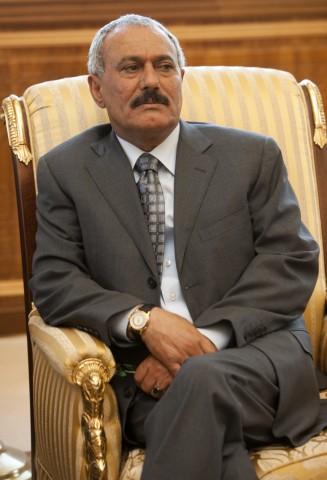Jemen Präsident Ali Abdullah Salih Rücktritt
