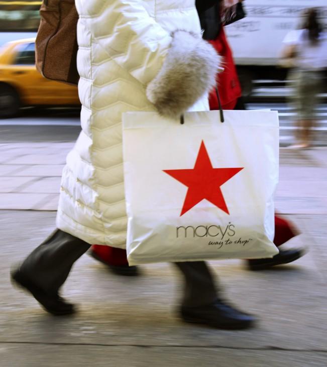 Einkaufstüte von Macy's