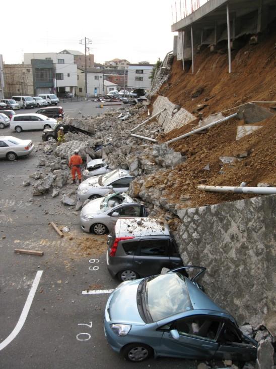 Schweres Erdbeben erschüttert Japan