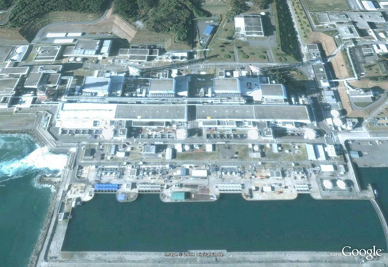 Japan Erdbeben Fukushima