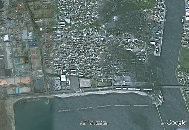 Japan Erdbeben Ishinomaki