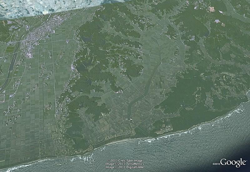 Japan Erdbeben Kashima