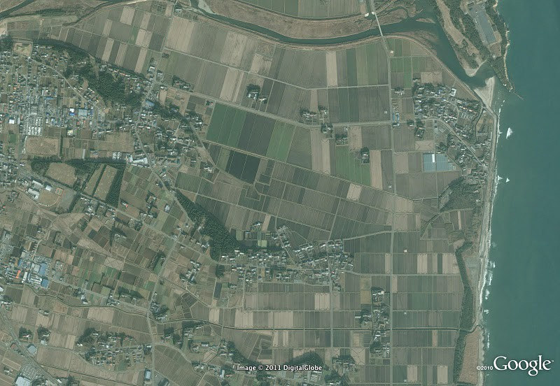 Japan Erdbeben Haranomachi