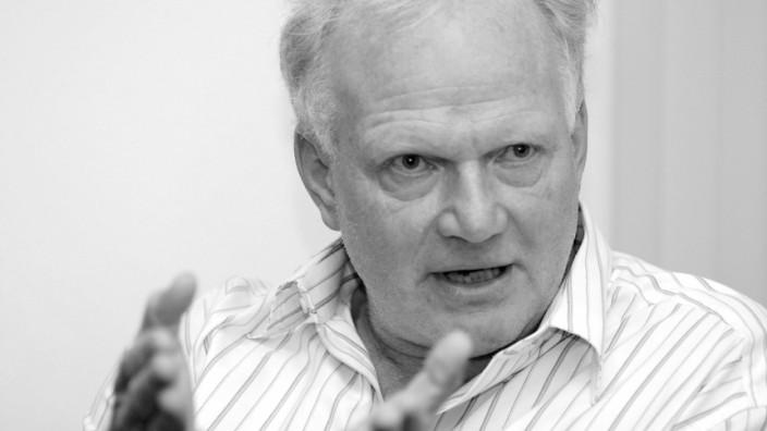 Professor für Soziologie: Ulrich Beck ist im Alter von 70 Jahren gestorben. (Archivbild aus dem Jahr 2005)