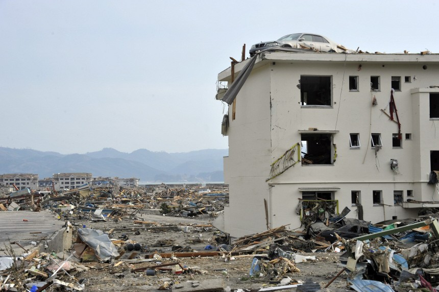 Earthquakes and Tsunami aftermath in Japan