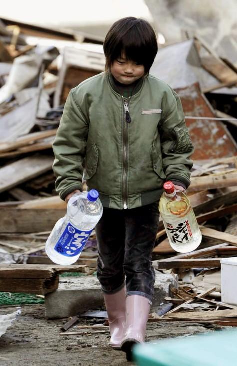 Japan nach dem Tsunami