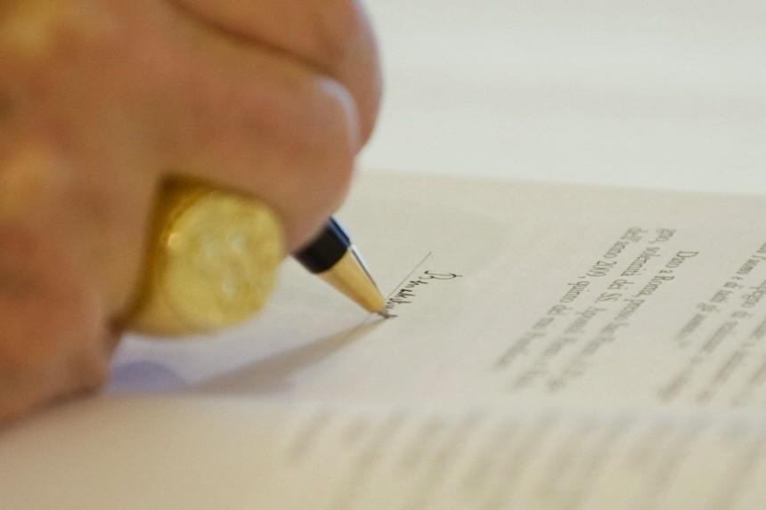 Papst unterschreibt Brief zum Missbrauchsskandal