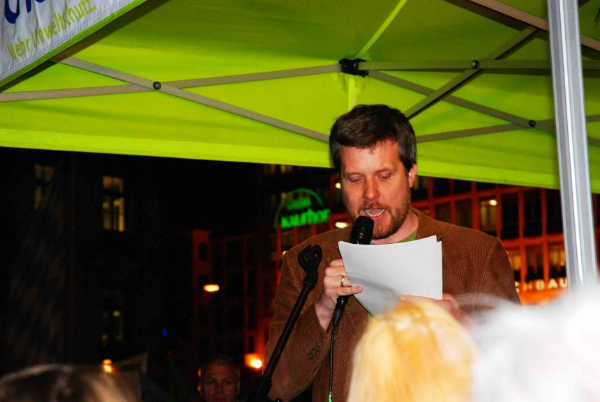 Anti-Atomkraft-Demo München