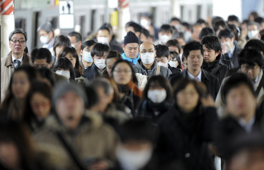 Tokyo's train and subway operators reduce services to conserve po