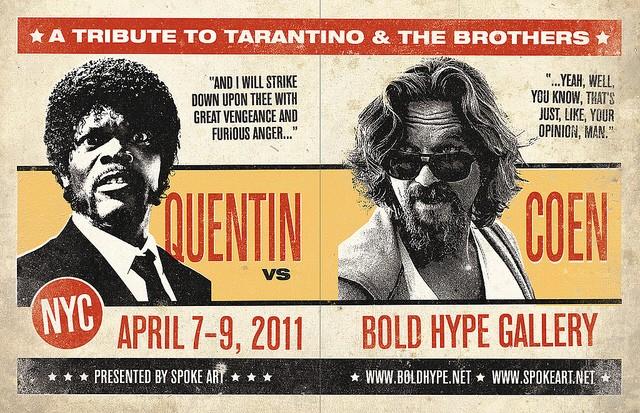 Quentin vs. Coen Show