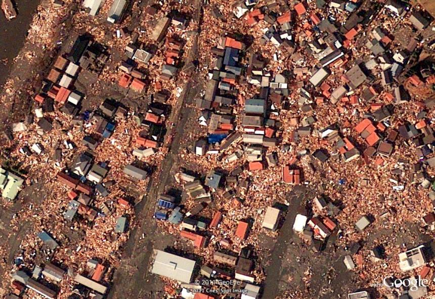 Schweres Erdbeben erschüttert Japan - Unglaubliche Zerstörung