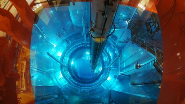 Brennelemente in Atomkraftwerk Isar 2