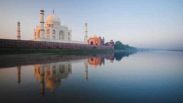 Taj Mahal, Agra/Indien