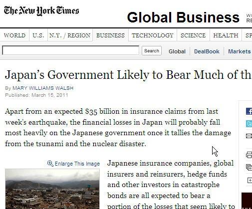 Presseschau NYT