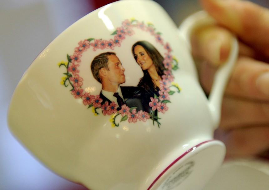 Niedersächsische Hochzeitsvorbereitungen für Kate und William
