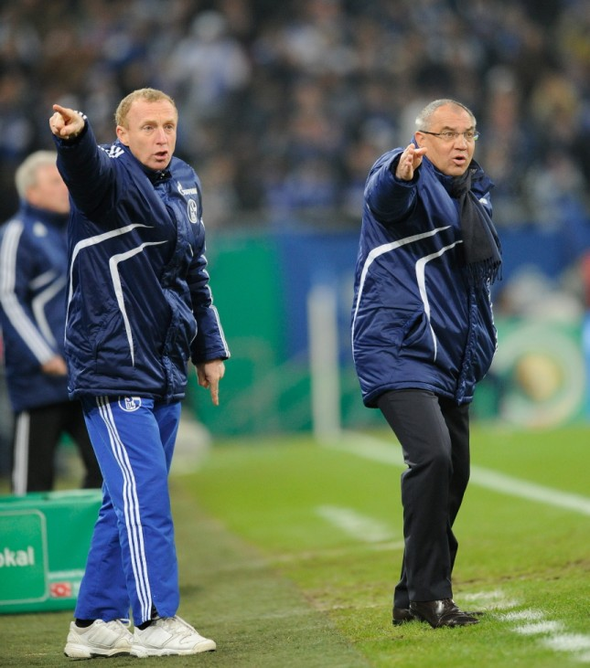FC Schalke 04 v 1. FC Nuernberg - DFB Cup