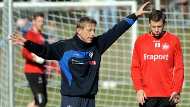 Training Eintracht Frankfurt