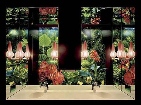 Restroom Design, Toiletten, Luxus