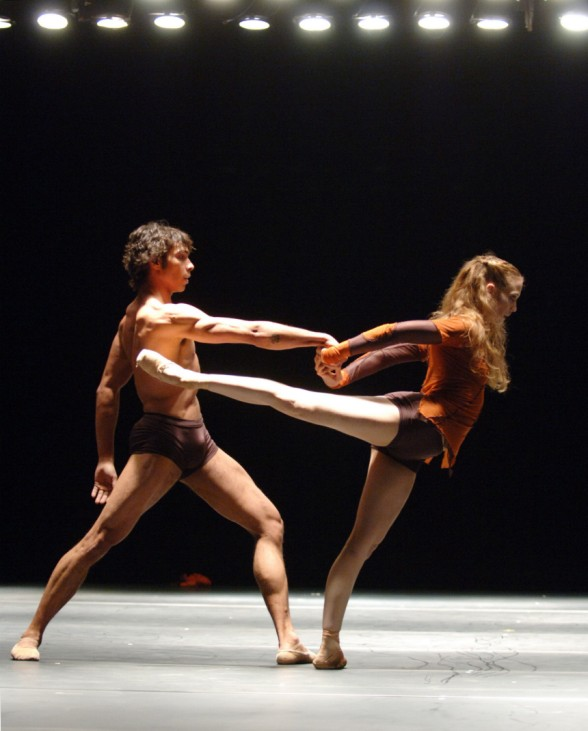 Ballettabend 'Dutch Dance, Too'