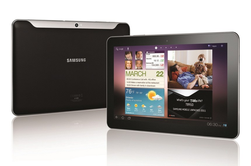 Samsung unveils new tablets in U.S.