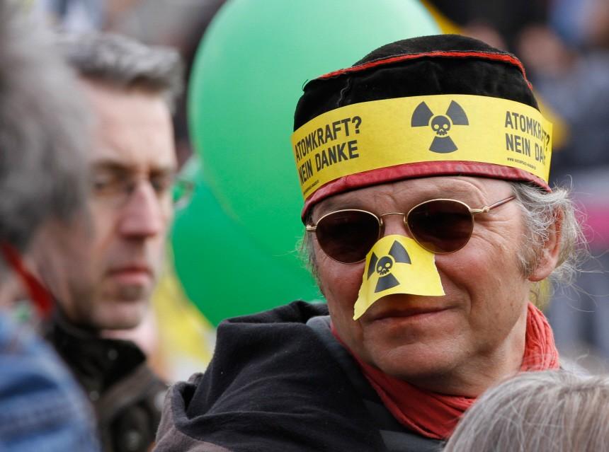 Anti-Atom-Demonstration - Berlin
