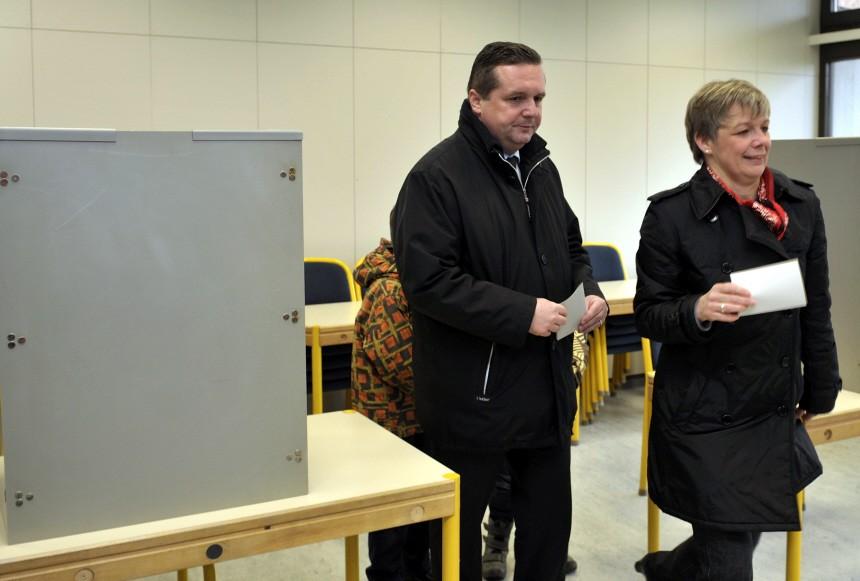 Landtagswahl in Baden-Wuerttemberg