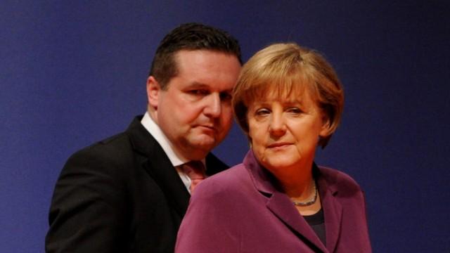 CDU-Wahlkampfveranstaltung in Ludwigsburg