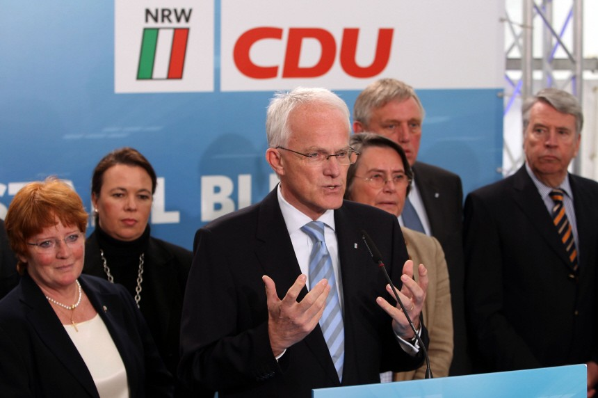 Wahlen NRW - Rüttgers