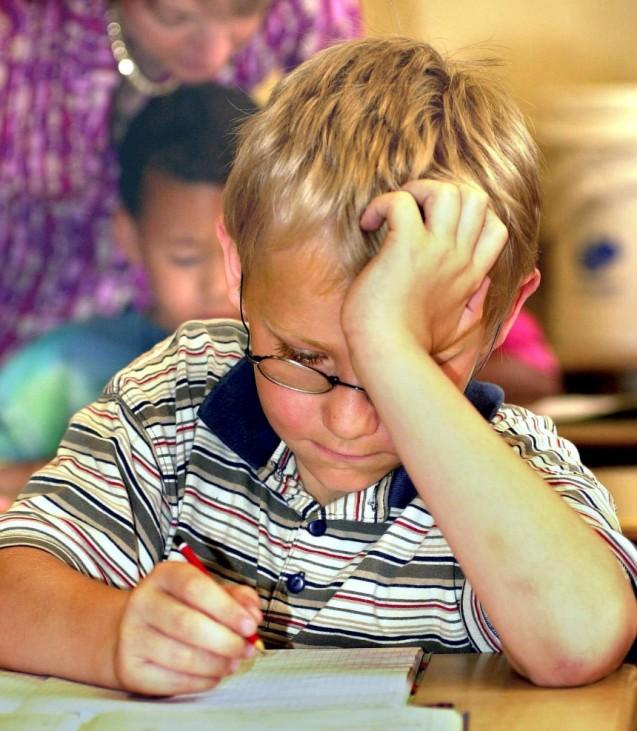 Lernender Schüler