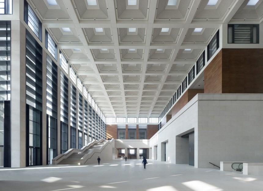 Groesste und teuerste Ausstellung deutscher Museen in Peking