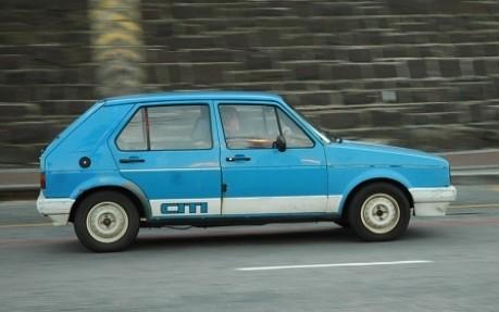 VW Citigolf