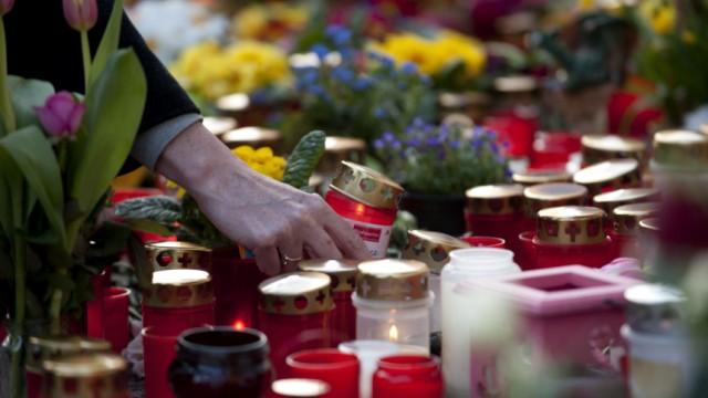 Krailling gedenkt der beiden ermordeten Maedchen