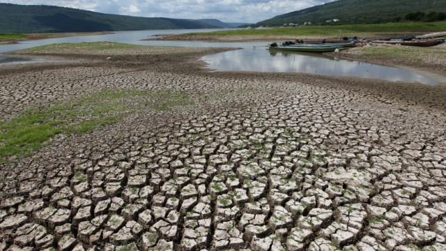 Trockenheit in Thailand
