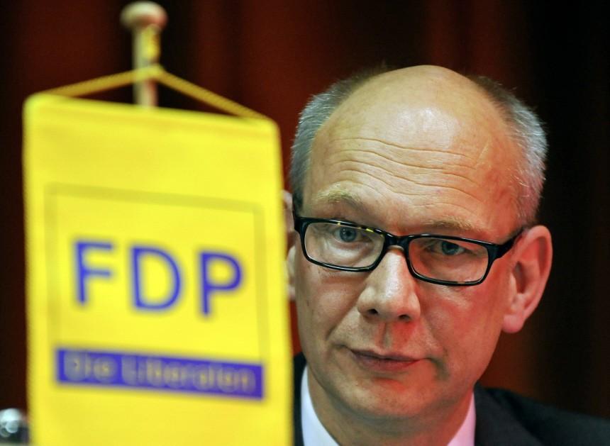 Parteitag der FDP Mecklenburg-Vorpommern