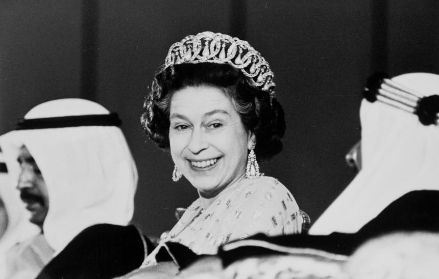 Smiling Queen