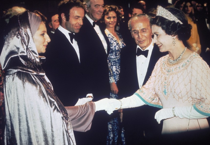 Streisand And Queen