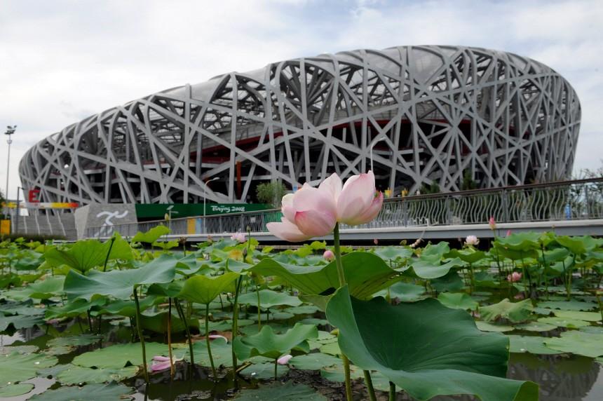 Peking 2008 - Nationalstadion